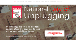 National Day of Unpluggiong