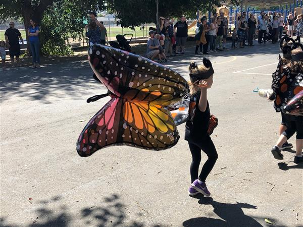 Bagby's Butterfly Parade