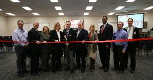 PDC Ribbon Cutting Ceremony